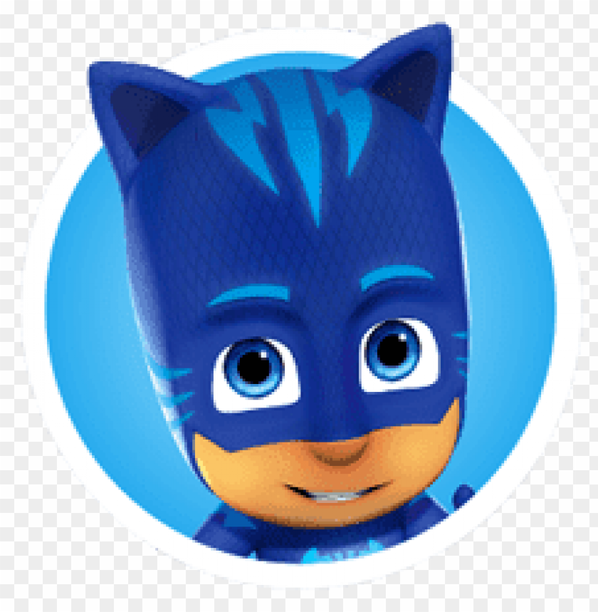 Download pj masks catboy roundlet clipart png photo.