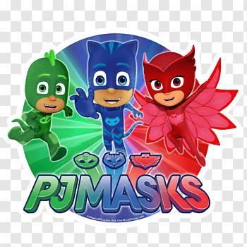 Pj Masks cutout PNG & clipart images.