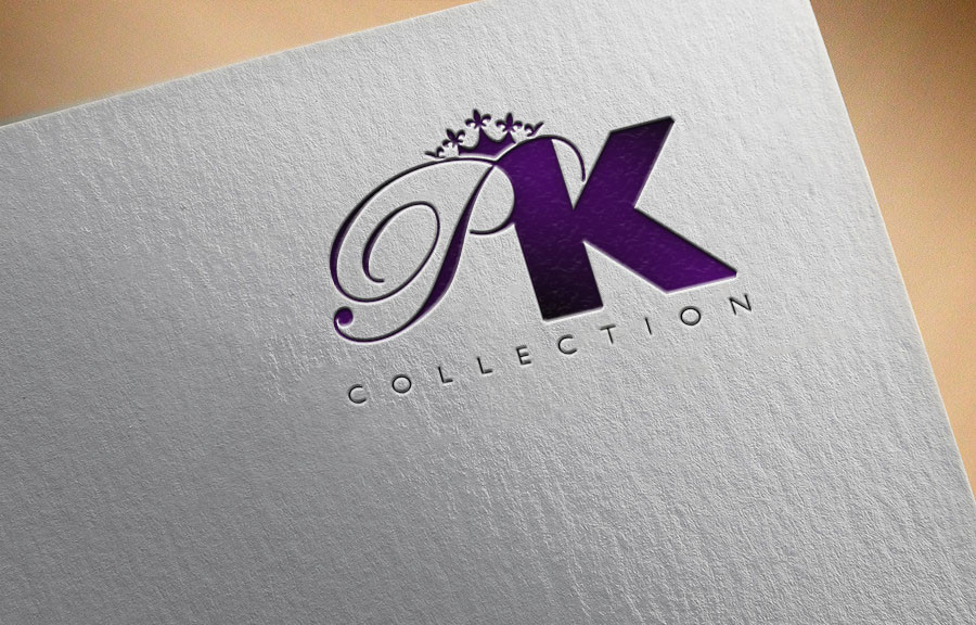 Entry #72 by DeriGaine for Design a Logo for PK Collection.