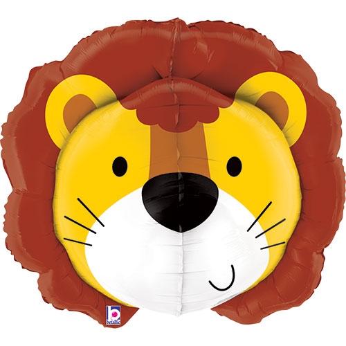 BET35568P 30 inch Dimensional Lion Shape.