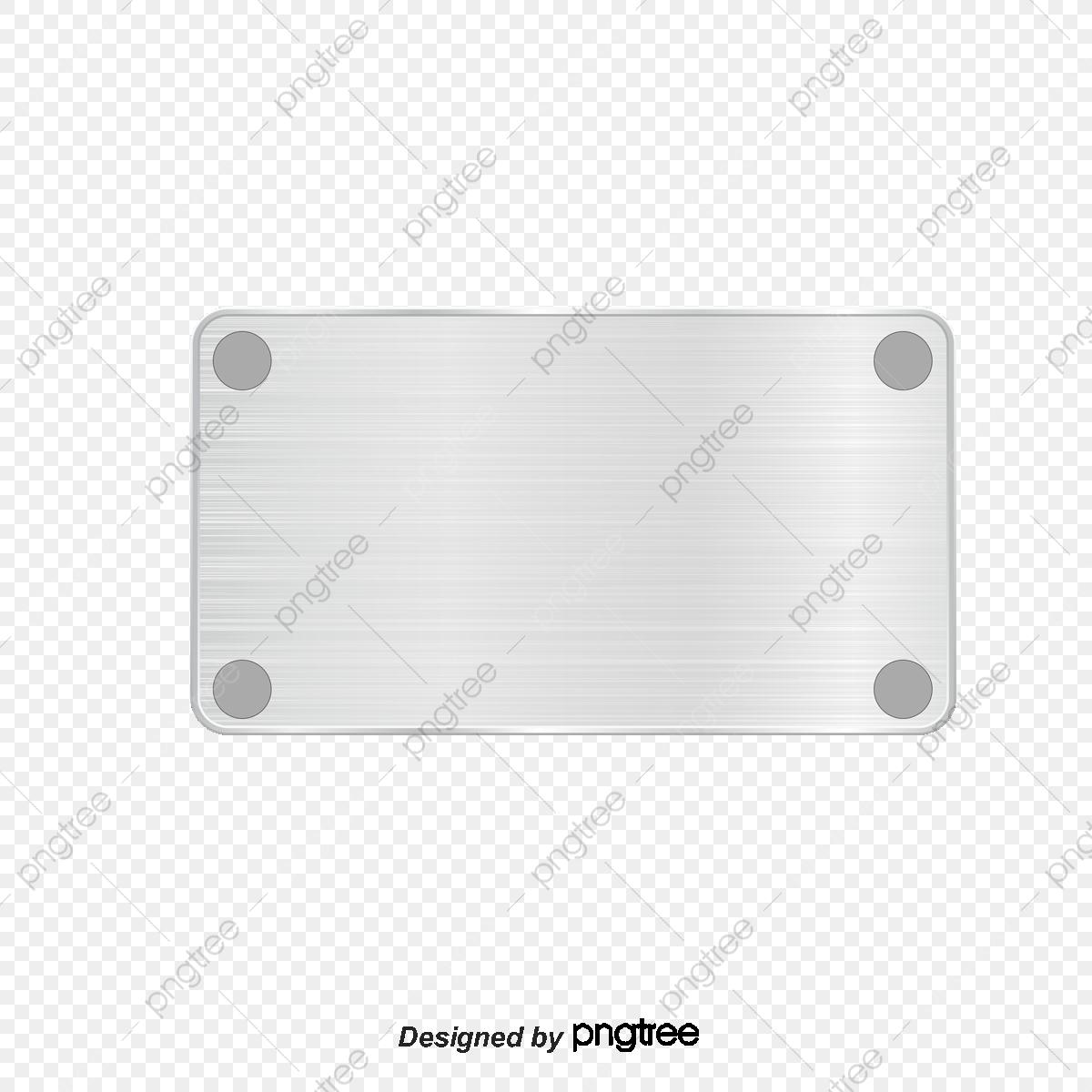 Placa De Metal Do Rebite, Vector De Material, Textura De.
