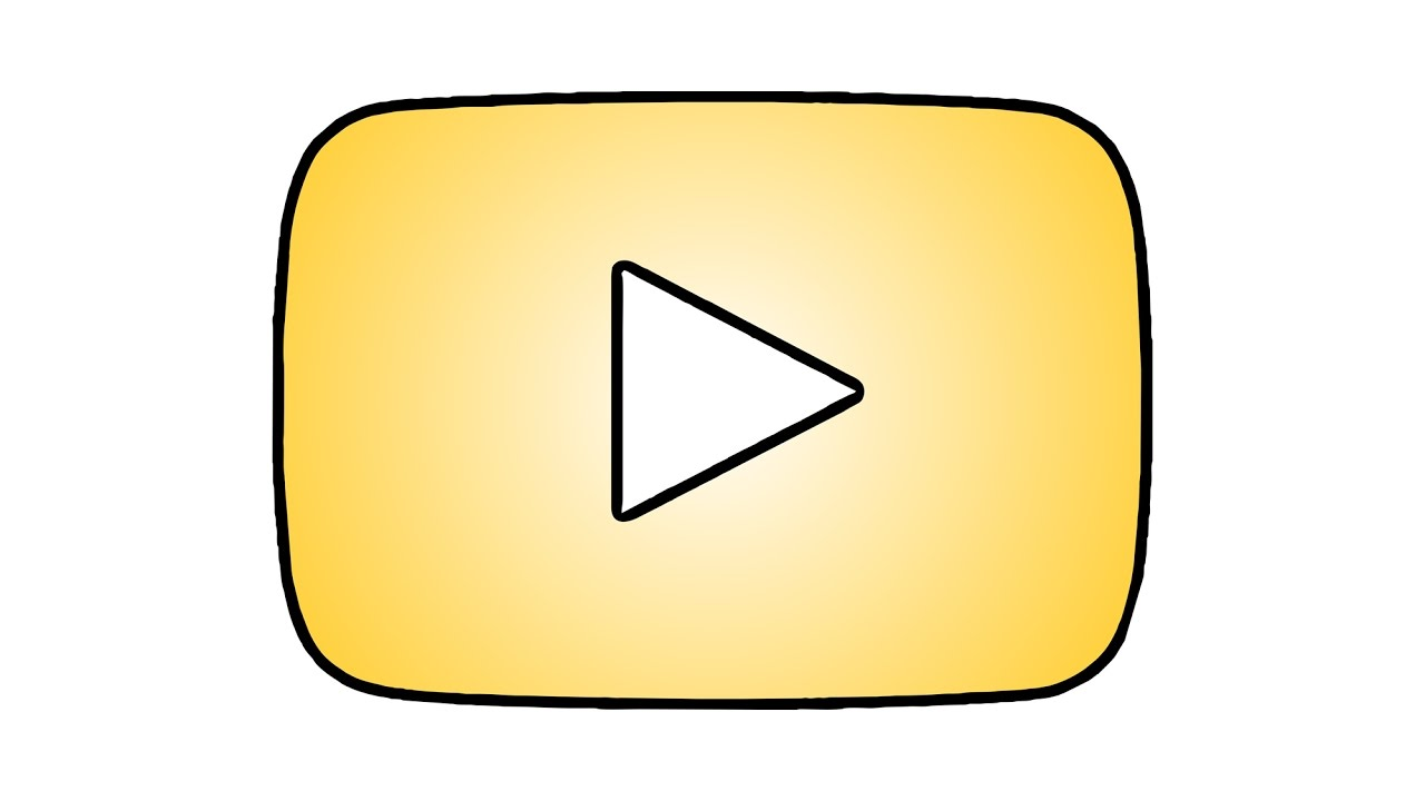 How to Draw 1,000,000 subscribers Button.