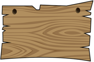 Placa madeira clipart » Clipart Portal.
