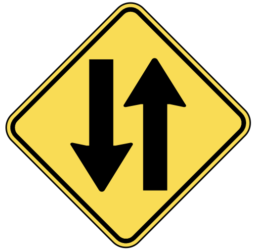 Free Road Sign Clipart.