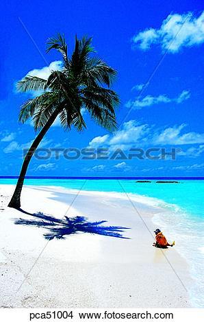 Stock Photo of travel place, destination, day, sand, sandy beach.