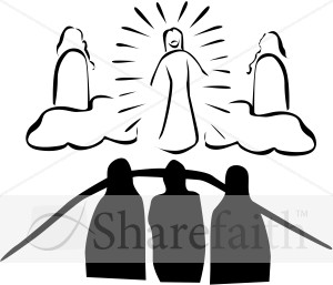 Jesus Miracles Clipart.