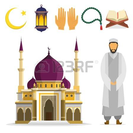 661 Pilgrimage Stock Vector Illustration And Royalty Free.