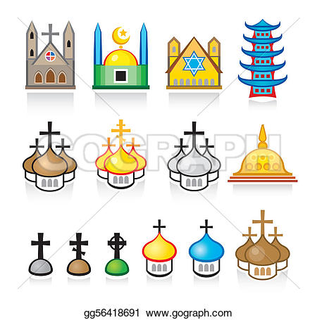 Place Worship Clip Art.