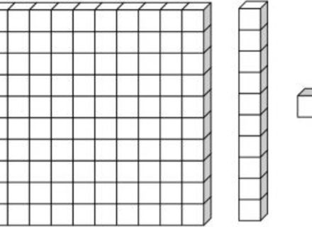 Place value blocks clipart 5 » Clipart Station.
