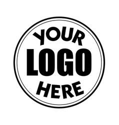 Logo Placeholder Vector Images (over 690).
