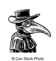 Plague doctor Illustrations and Clip Art. 54 Plague doctor royalty.