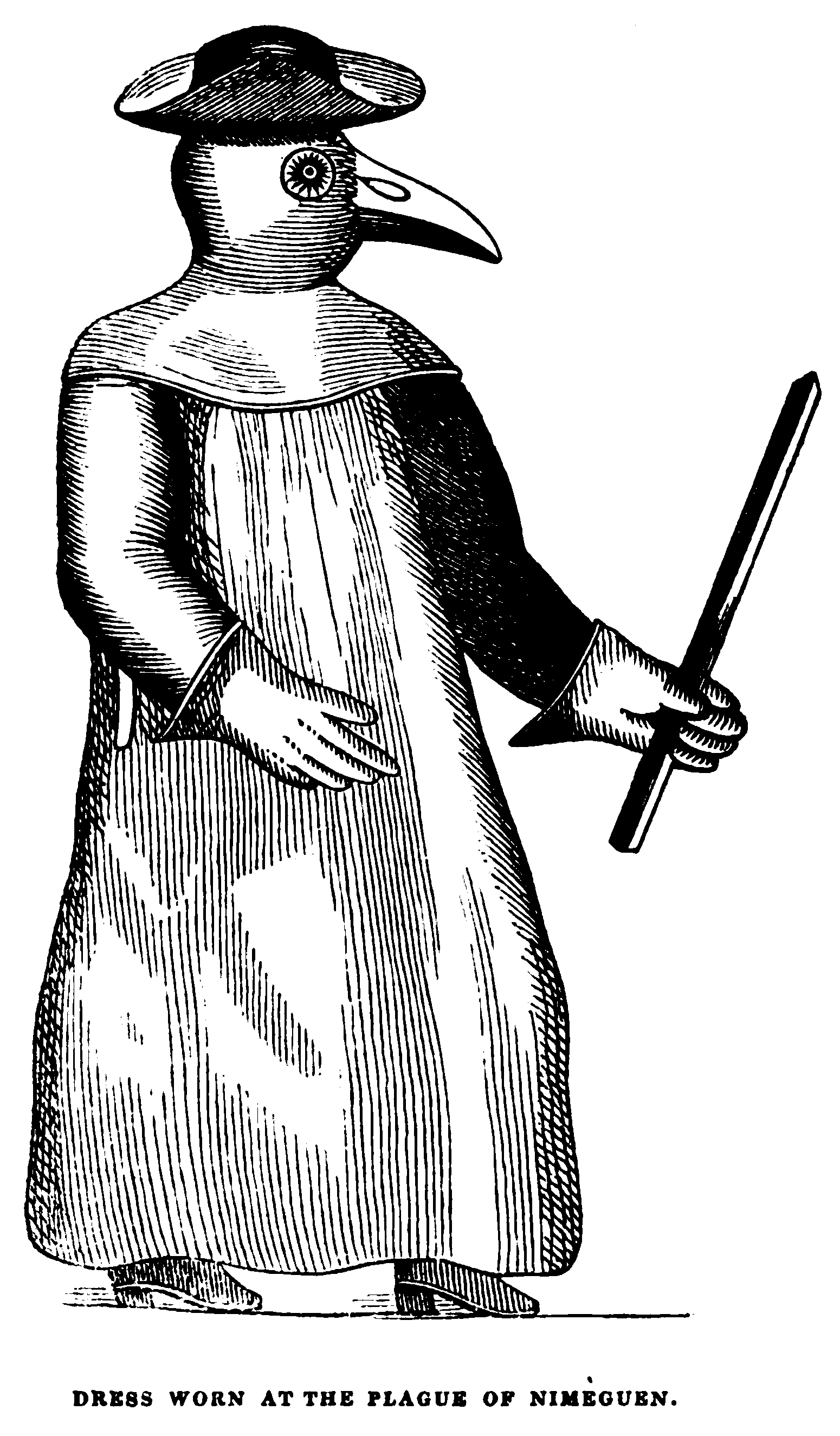 File:Plague Doctor (The Mirror of literature, 1841).png.