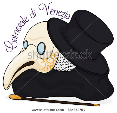 Plague Doctor Stock Photos, Royalty.