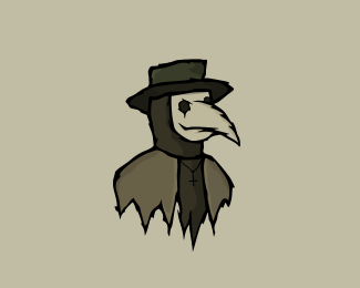 Dark Plague Doctor Designed by szymonkozlowski.