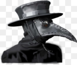 Plague Doctor PNG.