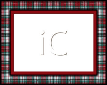 Plaid clipart border Pencil and in color plaid clipart.