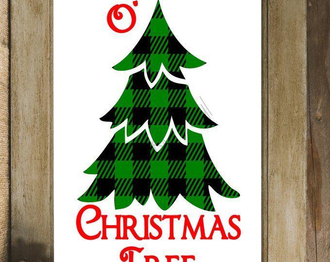 Printable Wall Art Printable Vintage Christmas wall decor.