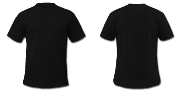 Black Shirt.