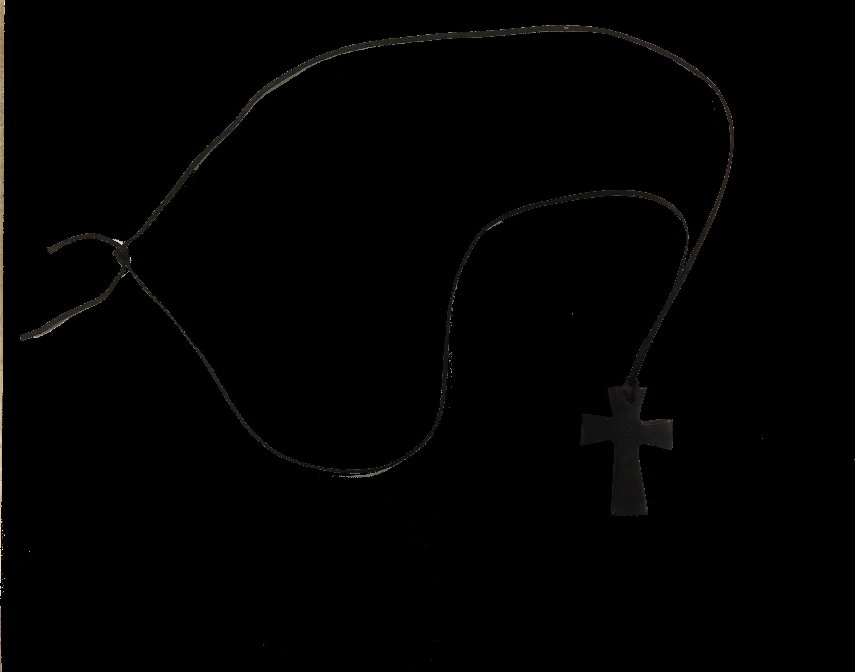 Plain Cross Design.