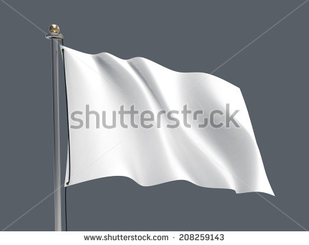 Blank Flag Stock Images, Royalty.