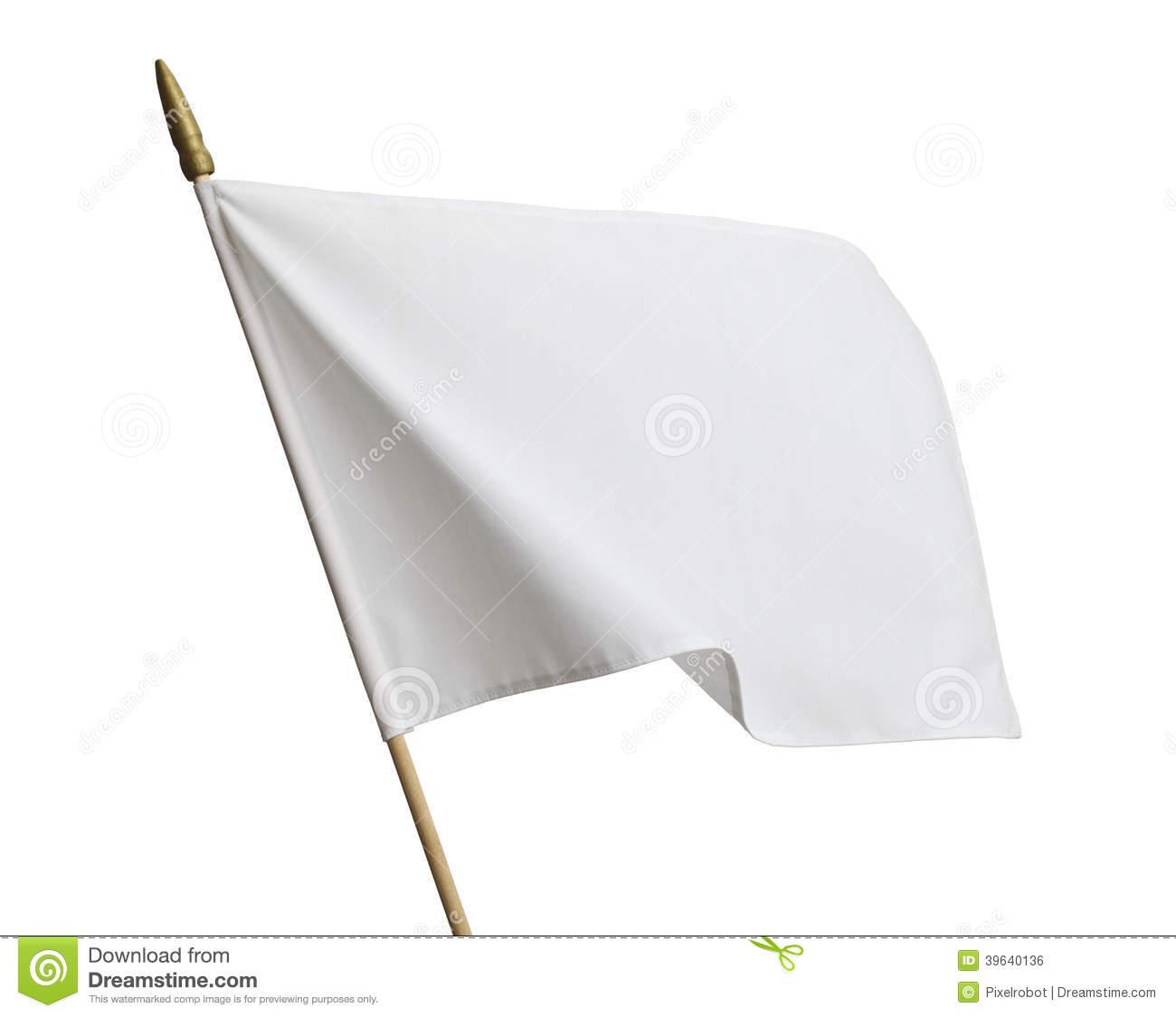 Plain Flag Wave Clipart.