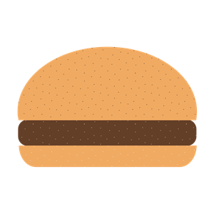 Hamburger clipart, cliparts of Hamburger free download (wmf.