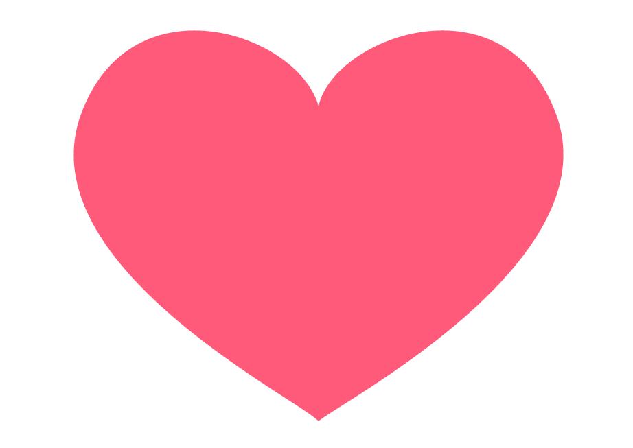 Heart Shape Clipart Png.
