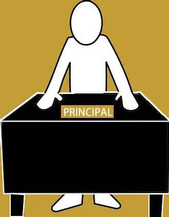 Principal Clipart.