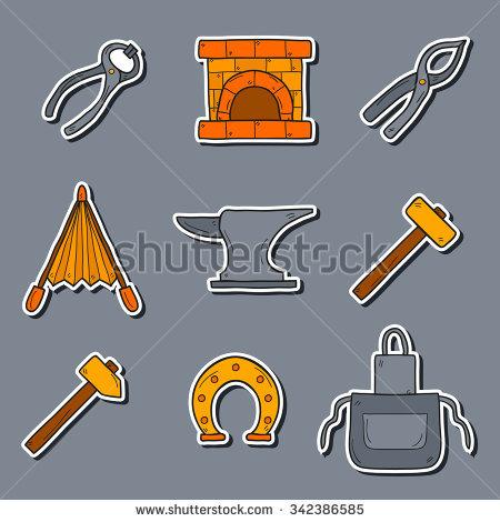 Sledgehammer Stock Photos, Royalty.