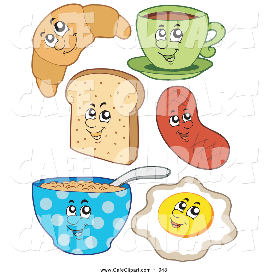 Royalty Free Breakfast Stock Cafe Designs.