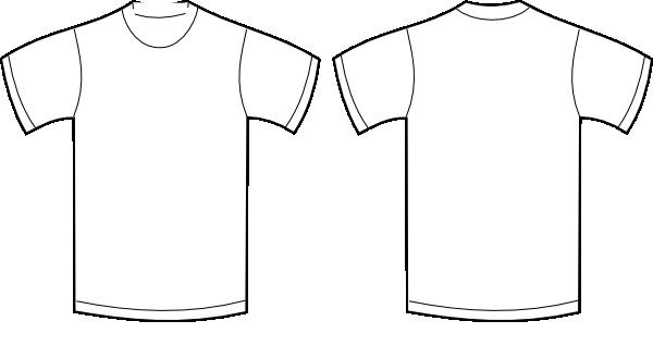 Plain White Shirt Clip Art at Clker.com.
