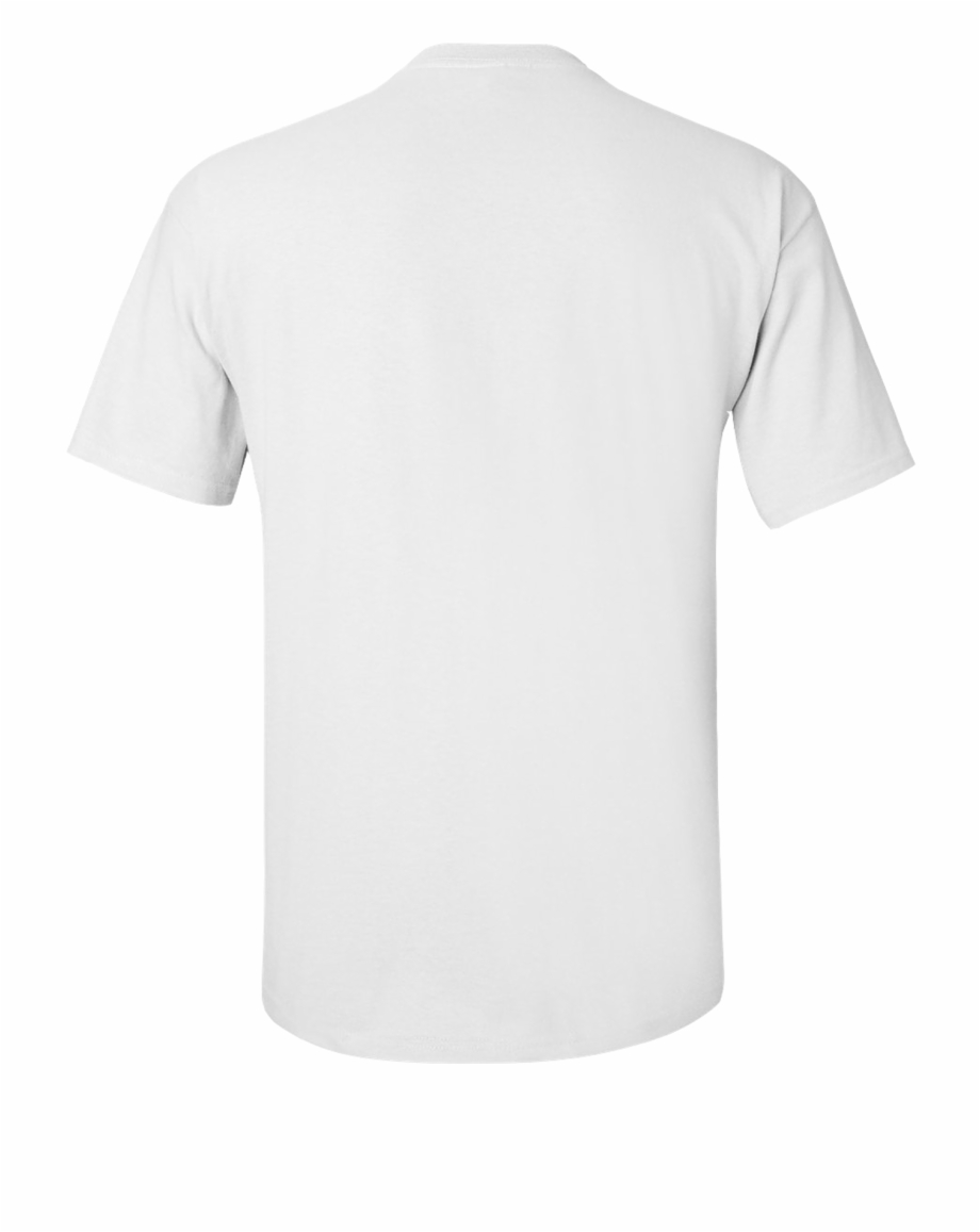 White T Shirt Template Png.