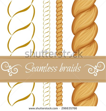 Hair Braid Stock Vectors, Images & Vector Art.