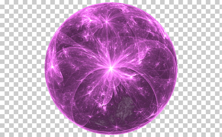 Plasma globe .by Fractal art, plasma PNG clipart.