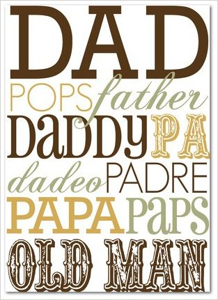 Plan Ahead for the Perfect Father\'s Day Card.