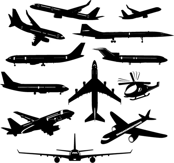 Airplane free vector download (325 Free vector) for commercial use.