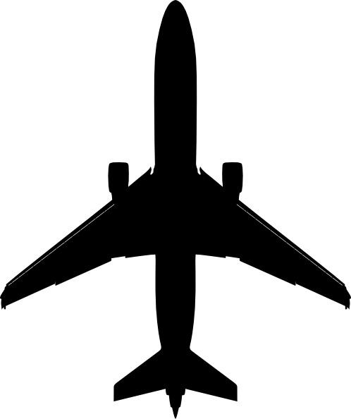 Plane Clipart Ai.