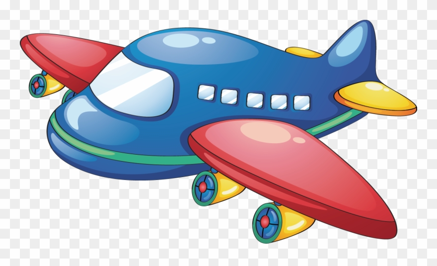 Airplane Clip Toy.