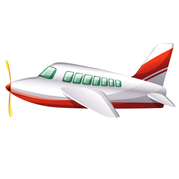 Small Plane PNG.