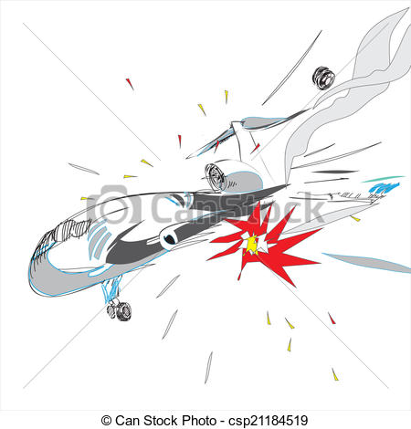 Plane crash Illustrations and Clip Art. 330 Plane crash royalty.