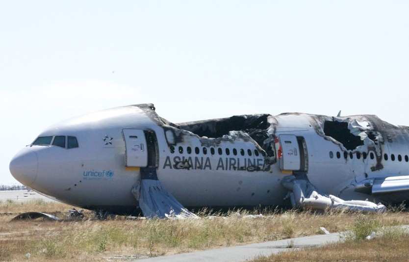 Ammco bus : Png plane crash.