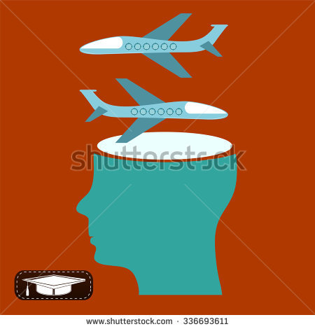 No Aircraft No Airplane Sign No Stock Vector 337478306.