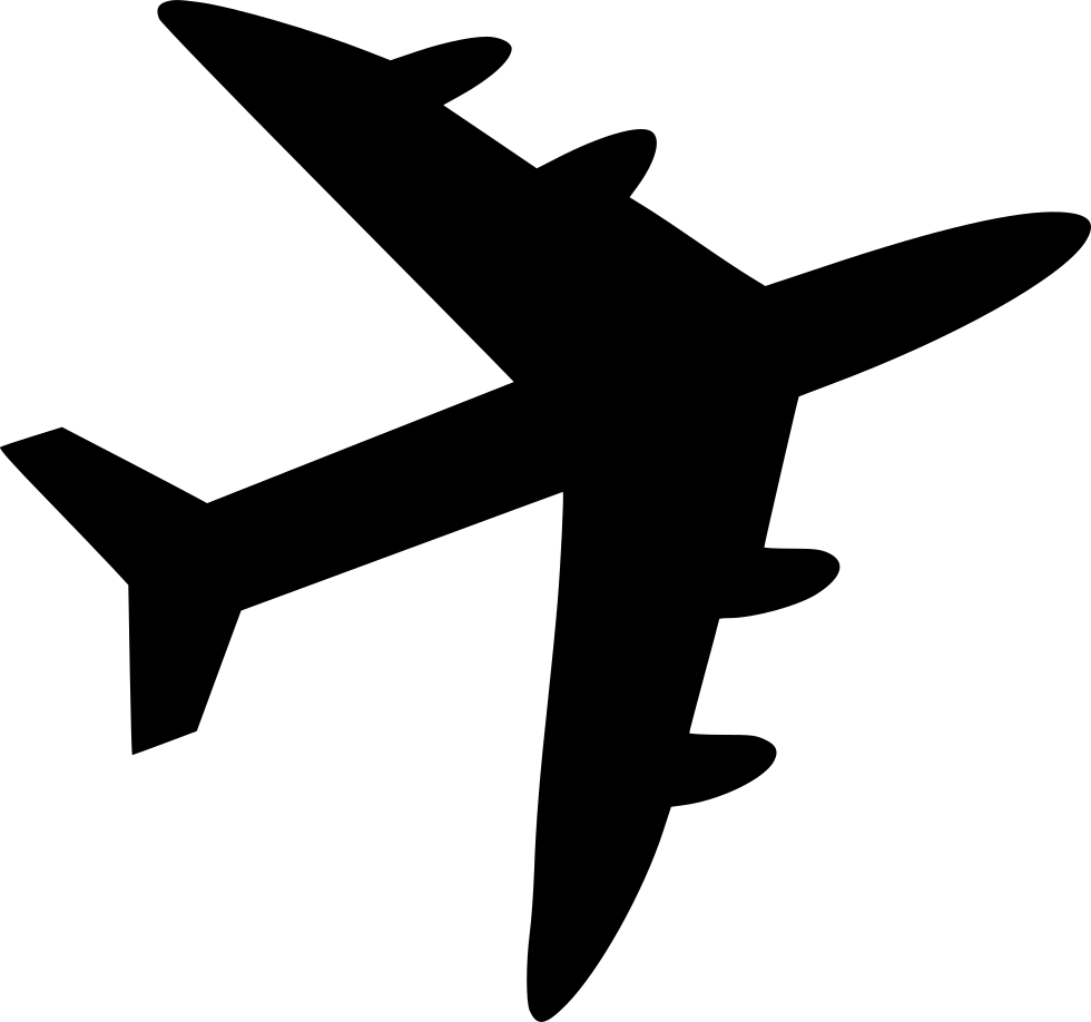 Plane Svg Png Icon Free Download (#538644).