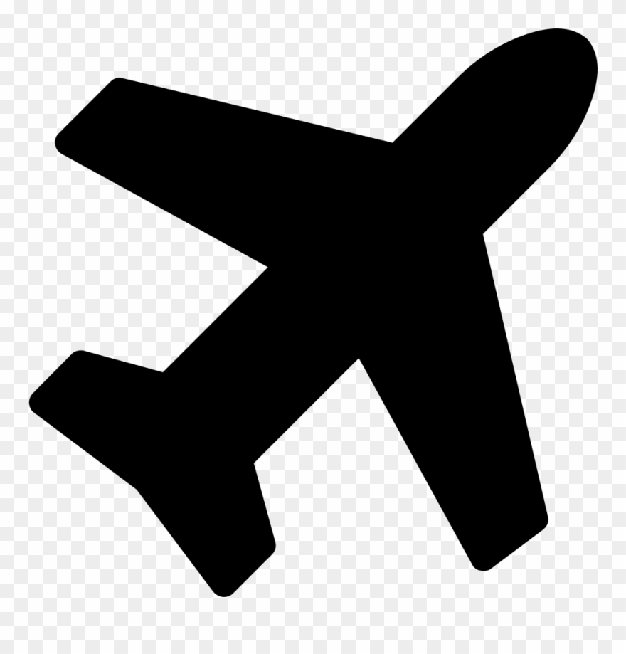 Air, Airport, Plane Icon.