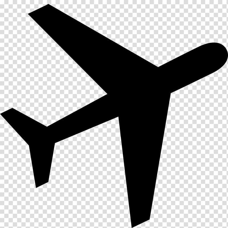 Plane illustration, Airplane Computer Icons , avion.