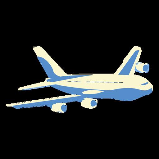 Plane aeroplane airplane illustration.