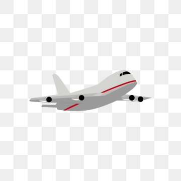 Airplane PNG Free Download, And Plane, Cartoon Airplane.