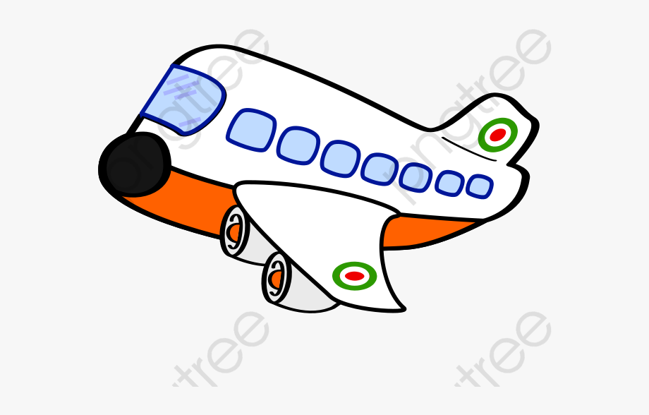 Paper Airplane Clipart Small.