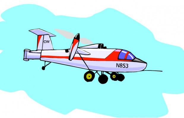 Algona Emergency Plane Landing.