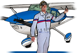 Aviation Maintenance Technician.